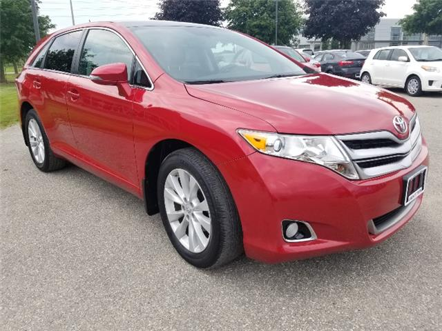 2015 Toyota Venza Base (Stk: U01408) in Guelph - Image 3 of 30