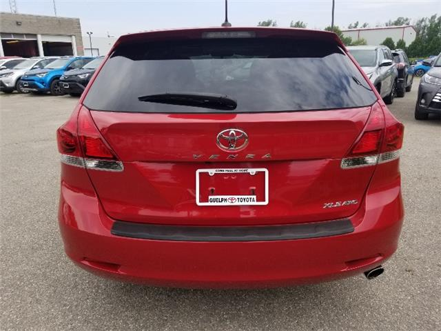 2015 Toyota Venza Base (Stk: U01408) in Guelph - Image 4 of 30