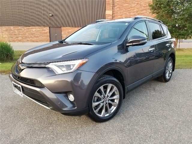 2016 Toyota RAV4 Limited (Stk: U01400) in Guelph - Image 1 of 30