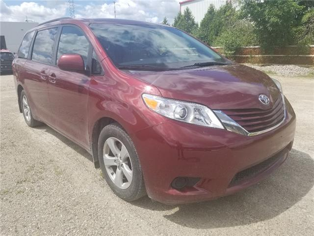 2015 Toyota Sienna LE 8 Passenger (Stk: U01409) in Guelph - Image 1 of 1