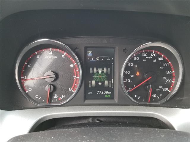 2016 Toyota RAV4 SE (Stk: A01773) in Guelph - Image 21 of 29