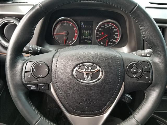 2016 Toyota RAV4 SE (Stk: A01773) in Guelph - Image 22 of 29