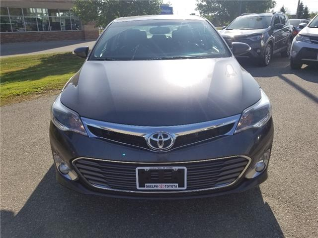 2013 Toyota Avalon XLE (Stk: A01999) in Guelph - Image 2 of 30