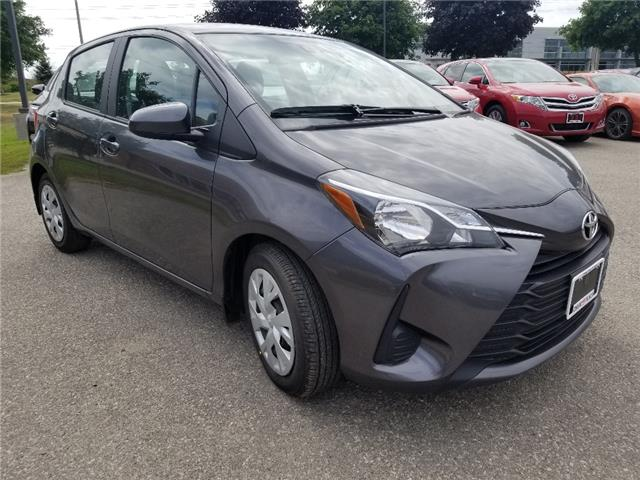2018 Toyota Yaris LE (Stk: U01406) in Guelph - Image 3 of 25