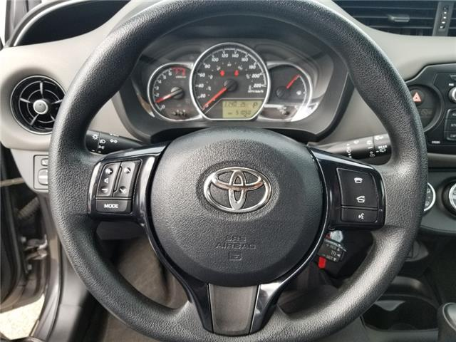 2018 Toyota Yaris LE (Stk: U01406) in Guelph - Image 16 of 25