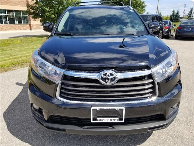 2016 Toyota Highlander Limited (Stk: U01436) in Guelph - Image 2 of 30