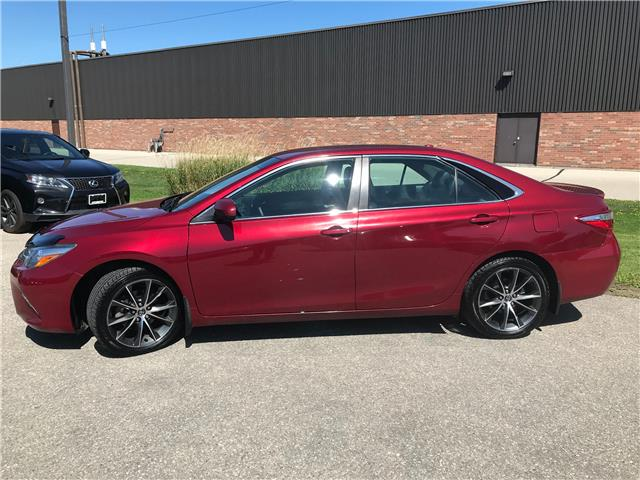 2015 Toyota Camry XSE (Stk: U01058) in Guelph - Image 2 of 23