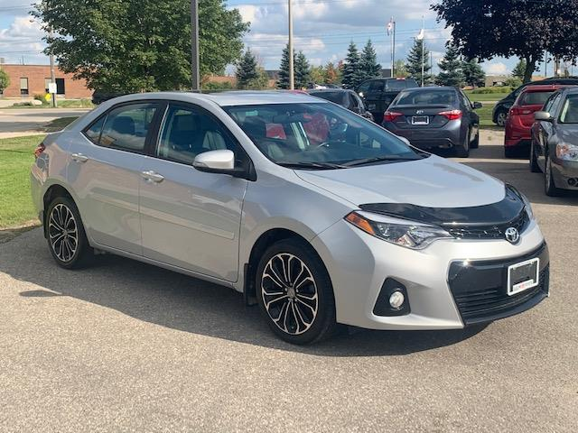 2014 Toyota Corolla S (Stk: A02064) in Guelph - Image 3 of 17