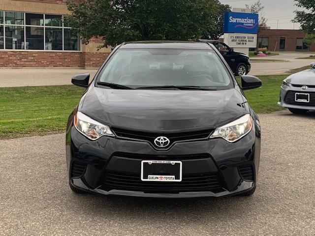2015 Toyota Corolla CE (Stk: U01464) in Guelph - Image 2 of 13