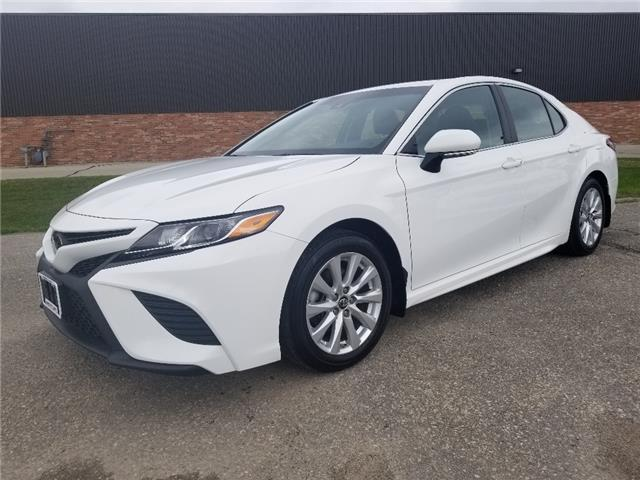 2018 Toyota Camry SE (Stk: U01455) in Guelph - Image 1 of 30