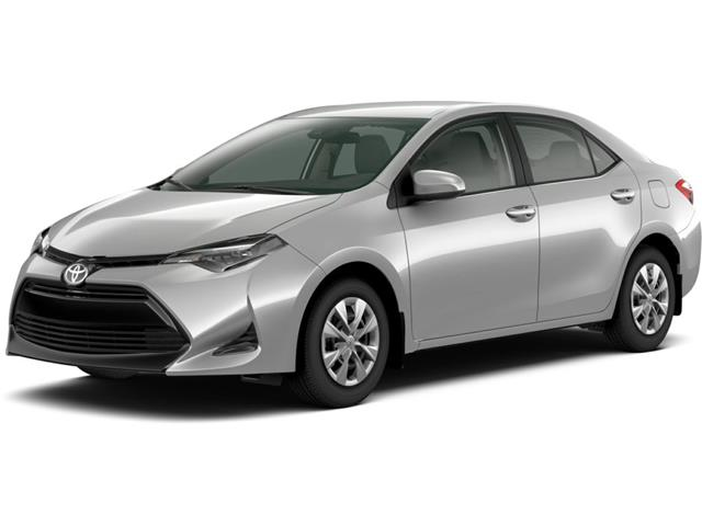 2018 Toyota Corolla LE (Stk: U01476) in Guelph - Image 1 of 1
