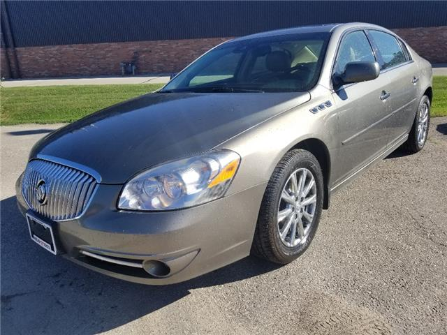 2011 Buick Lucerne CXL (Stk: a01933) in Guelph - Image 1 of 21