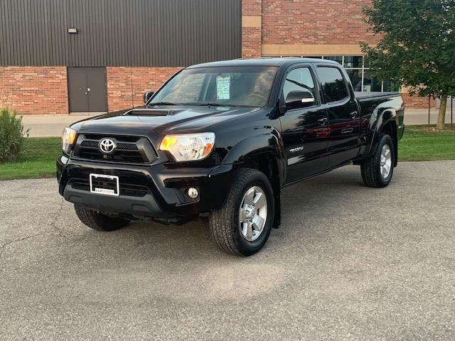 2015 Toyota Tacoma V6 (Stk: U01483) in Guelph - Image 1 of 19