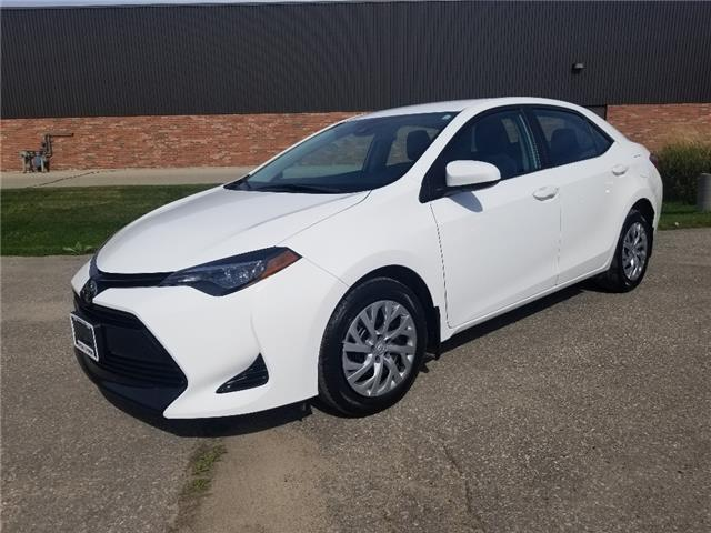 2018 Toyota Corolla LE (Stk: U01477) in Guelph - Image 1 of 25