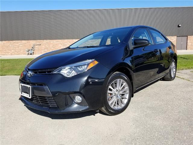 2015 Toyota Corolla LE (Stk: U01511) in Guelph - Image 1 of 24