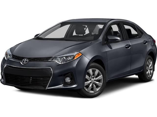 2016 Toyota Corolla S (Stk: A02126) in Guelph - Image 1 of 1