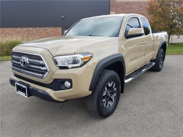 2017 Toyota Tacoma TRD Off Road (Stk: A02130) in Guelph - Image 1 of 21