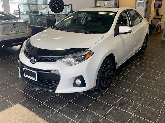2014 Toyota Corolla S (Stk: a02245) in Guelph - Image 1 of 21