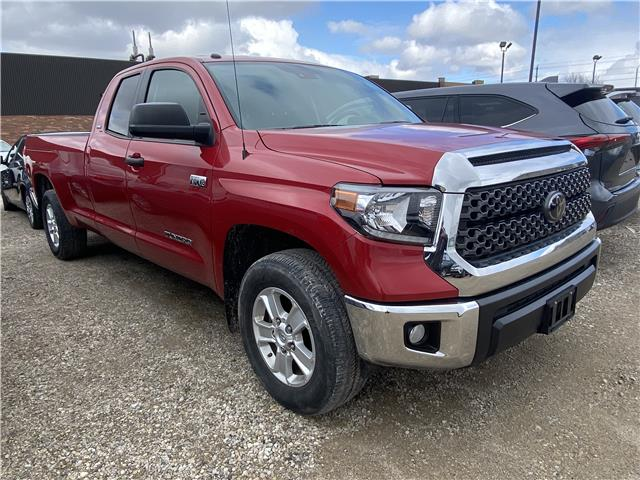 2018 Toyota Tundra SR5 Plus 5.7L V8 (Stk: U01685) in Guelph - Image 1 of 3