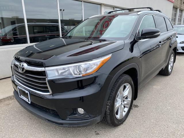 2016 Toyota Highlander Limited (Stk: a02231) in Guelph - Image 1 of 23