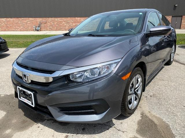 2017 Honda Civic LX (Stk: U01514) in Guelph - Image 1 of 26