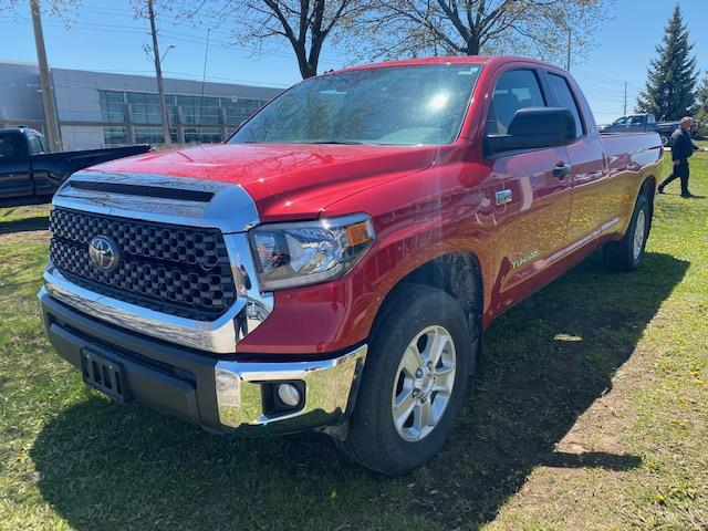 2018 Toyota Tundra SR5 Plus 5.7L V8 (Stk: U01684) in Guelph - Image 1 of 7