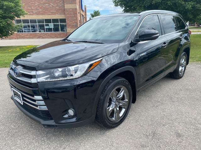 2018 Toyota Highlander Hybrid Limited (Stk: a02306) in Guelph - Image 1 of 22