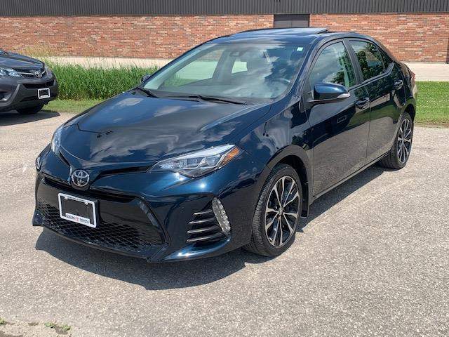 2019 Toyota Corolla SE (Stk: U01736) in Guelph - Image 1 of 19