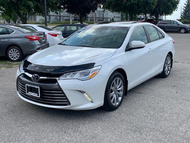 2017 Toyota Camry XLE V6 (Stk: A02309) in Guelph - Image 1 of 21