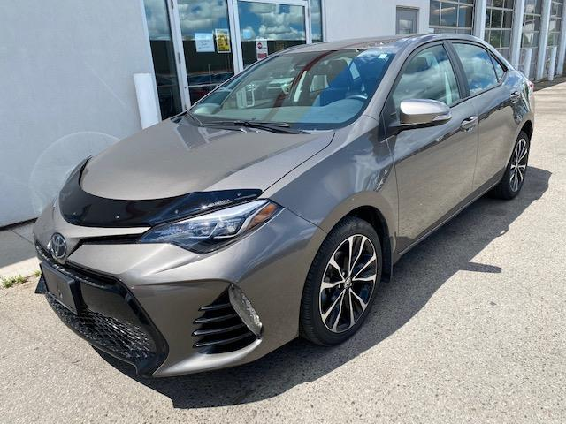 2017 Toyota Corolla SE (Stk: u01809) in Guelph - Image 1 of 13