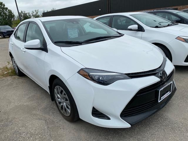 2019 Toyota Corolla LE (Stk: U01733) in Guelph - Image 1 of 3