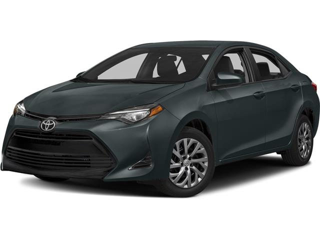 2017 Toyota Corolla LE (Stk: U01847) in Guelph - Image 1 of 1