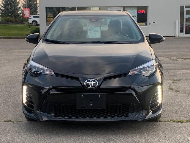 2017 Toyota Corolla SE (Stk: A02527) in Guelph - Image 1 of 17