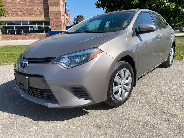 2016 Toyota Corolla LE (Stk: U01831) in Guelph - Image 1 of 20