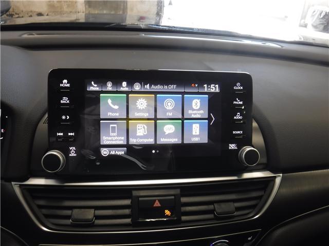 2018 Honda Accord LX (Stk: 1569) in Lethbridge - Image 16 of 23