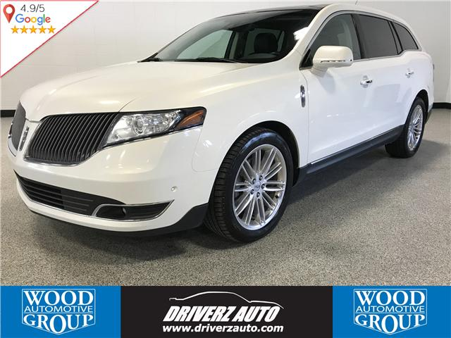 2013 Lincoln MKT EcoBoost (Stk: P11851A) in Calgary - Image 1 of 13