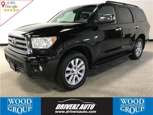 2011 Toyota Sequoia Limited 5.7L V8 (Stk: W11703) in Calgary - Image 1 of 14