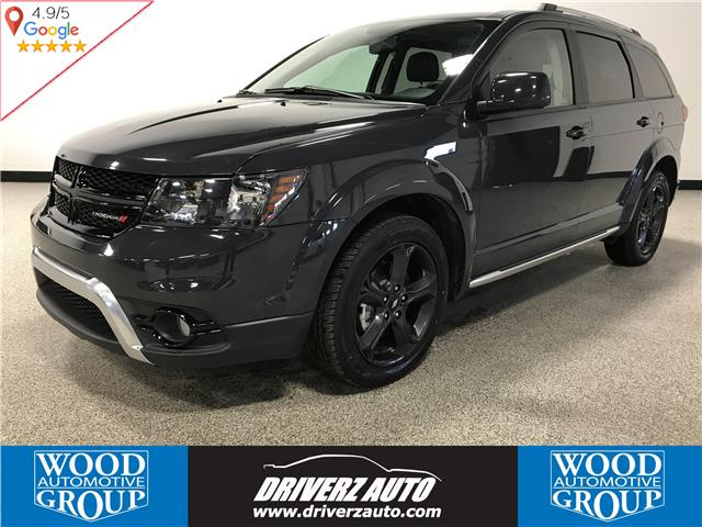 2018 Dodge Journey Crossroad (Stk: P11708) in Calgary - Image 1 of 13