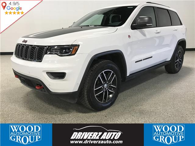 2017 Jeep Grand Cherokee Trailhawk (Stk: P11712) in Calgary - Image 1 of 11