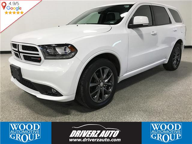 2018 Dodge Durango GT (Stk: P11817) in Calgary - Image 1 of 12