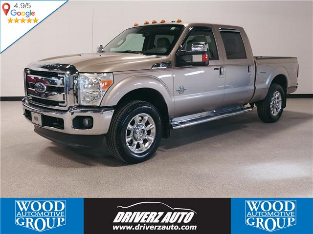 2011 Ford F-250 Lariat (Stk: P11857A) in Calgary - Image 1 of 19