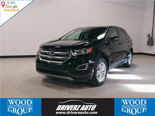 2016 Ford Edge SEL (Stk: B11885) in Calgary - Image 1 of 17