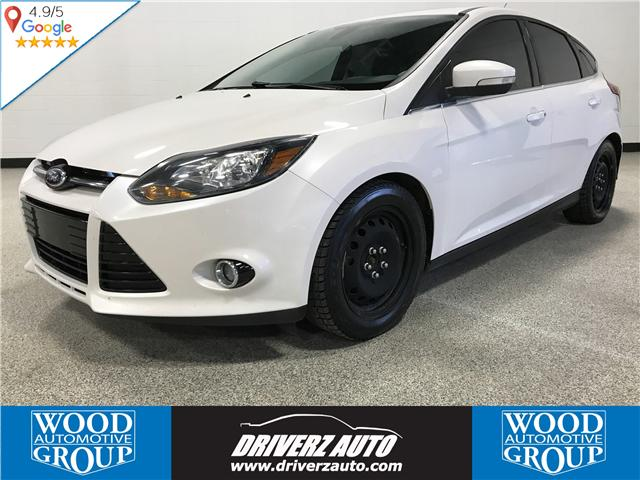 2012 Ford Focus Titanium (Stk: B11869A) in Calgary - Image 1 of 15