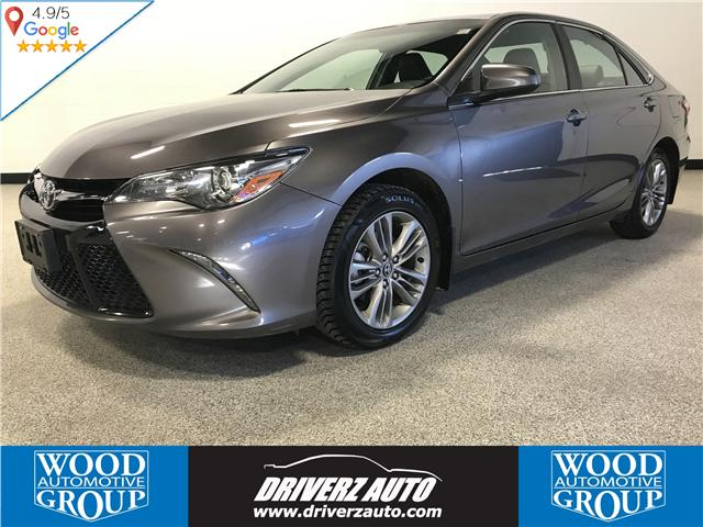 2017 Toyota Camry SE (Stk: P11898) in Calgary - Image 1 of 10