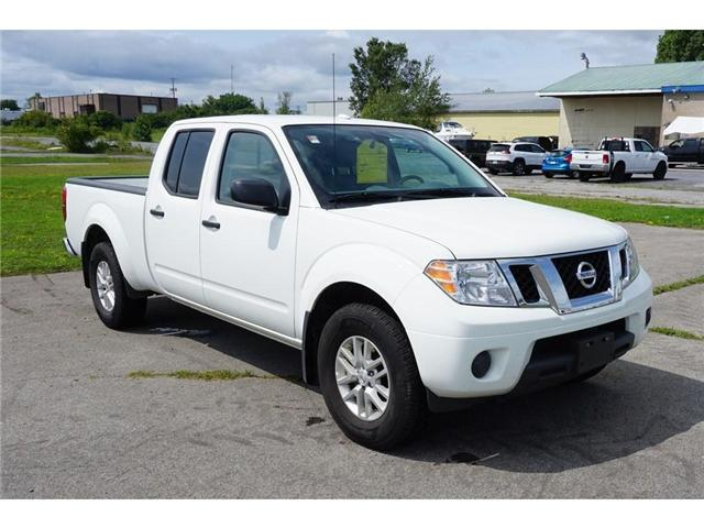 2018 Nissan Frontier  (Stk: 18A162) in Kingston - Image 1 of 16