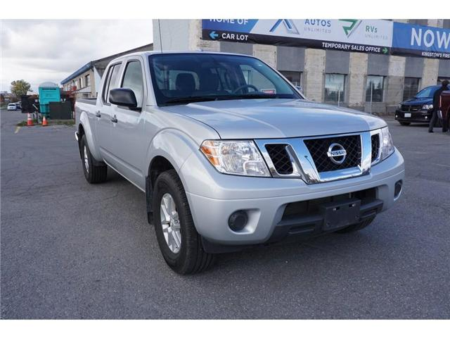 2018 Nissan Frontier  (Stk: 18A204) in Kingston - Image 1 of 17