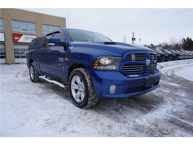 2014 RAM 1500 Sport (Stk: 19T061A) in Kingston - Image 1 of 22