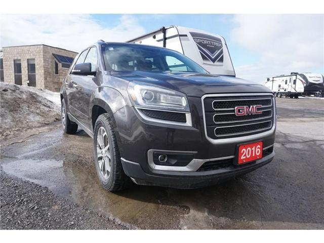 2016 GMC Acadia SLT1 (Stk: 18A152) in Kingston - Image 1 of 25
