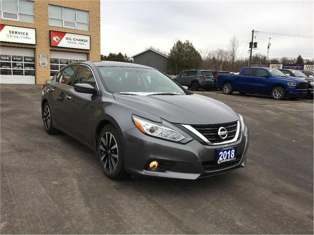 2018 Nissan Altima  (Stk: 18P342) in Kingston - Image 1 of 20