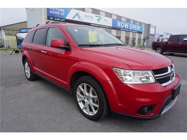 2018 Dodge Journey GT (Stk: 18A168) in Kingston - Image 1 of 22